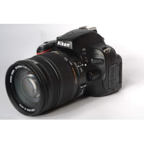 Nikon D5100 + Sigma 18 125 Os Somente 3 Mil Cliques