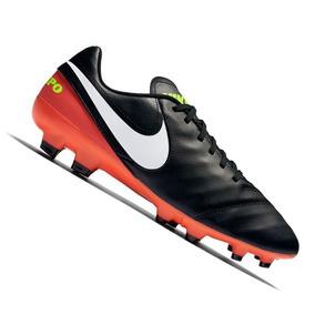 e923c12476f5e Chuteira Campo Nike Tiempo Genio Adultos - Chuteiras no Mercado ...