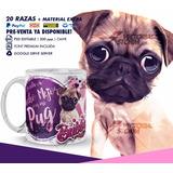 Plantillas Y Diseños Para Sublimar - Mascotas, Perros