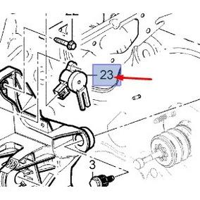 Sensor, Posição Pedal Freio Prisma/onix/spin