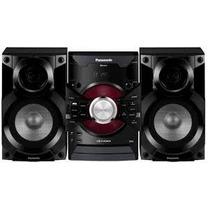 Equipo De Sonido Panasonic Sa-akx18 Nuevo Con Bluetooth Usb
