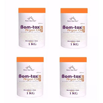 4 Botox Capilar 1kg New Liss Hair Uso Profissional