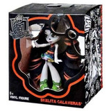 Skelita Calaveras Vinil Monster High Nueva Sellada Original