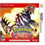 Juego Pokemon Omega Ruby Para Nintendo 3ds Nuevo Fisico