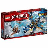 Educando Lego Ninjago Jay´s Elemental Dragón 70602
