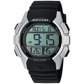 Rip Curl Mens Quartz Plastic And Polyurethane Sport Watch, C