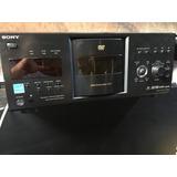 Reproductor De Dvd 401 Discos Dvp-cx995v