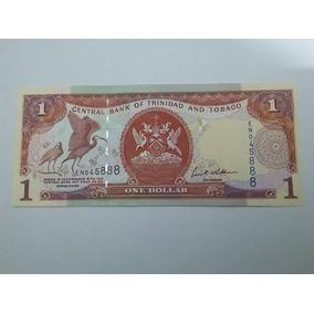 Cedula 1 Dollar Trinidade Trinidad E Tobago 2006 - Fe