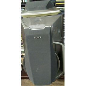 Cornetas Sony Ss-grx80b Con Soundround Modelo Ss-sr125