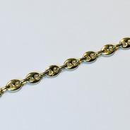 Pulsera Oro 18k 18 Cm 4.4 Gramos Mujer Garantía Puor121
