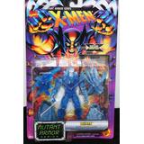 Toy-biz - Iceman (mutant Armor Series - 1996) Nuevo!!