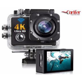 Filmadora Full Hd 1080p 4k Camera Esporte Capacete 16mp