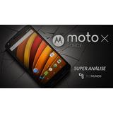 Celular Motorola Moto X Force Não Quebra A Tela