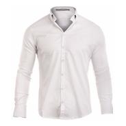 Camisa Hombre Farenheite Blanca