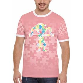 Camisa, Camiseta Autismo 1 Menina