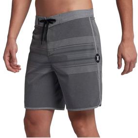 Bermuda Hurley Treino - Shorts no Mercado Livre Brasil cc0858ce4b3