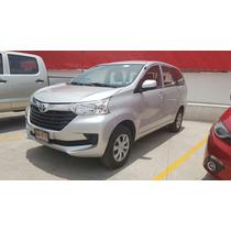 Toyota Avanza Toyota Avanza Premium Aut 2016
