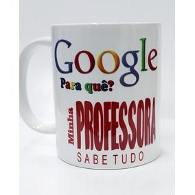 Caneca Personalizada Google Professor
