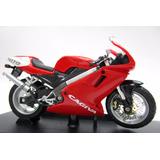 Moto Cagiva Mito 125 Coleccion Welly 12cm Escala 1/18