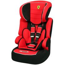 Cadeira Auto Poltrona Beline Ferrari Red 9 A 36kg Inmetro