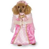 Disfraz De Princesa O Bruja Para Mascotas, Talla L