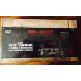 Sons Of Anarchy Serie Completa Edicion Colección Boxset Dvd