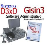 Software Administrativo Sistemas D3xd Original Kingpc(tienda