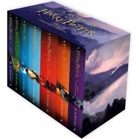 Harry Potter Box Set X 7 Books(ingles) Editorial Bloomsbury