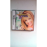 Hannah Montana Nintendo Ds Nuevo Y Sellado