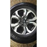 Aros17 Mazda Bt50 Originales Con Llantas 265/65r17 Dunlop