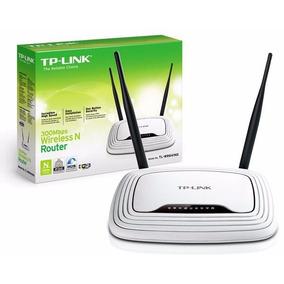 Router Tplink Wifi 300mbps Doble Antena