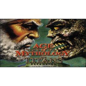 Age Of Mythology + The Titans Dublado Jogo Para Pc Dvd