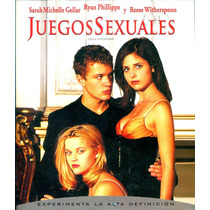 Bluray Juegos Sexuales ( Cruel Intentions ) 1999 - Roger Kum