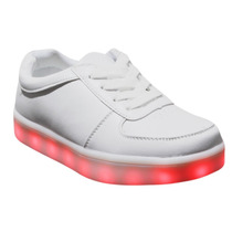 Zapatos Con Luces Led Pavitos Moda 2017