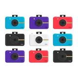 Camara Polaroid Snap Instantanea 10mp + 20 Fotos + 32gb Memo