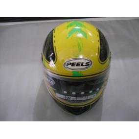 Capacete Peels Spike Cruiser Tamanho 60 Amarelo