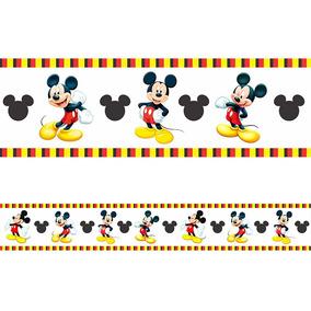 Faixa Decorativa - Mickey 2mts/minnie 2mts