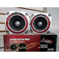 Tweeters Lanzar Pro Originales Sound Car