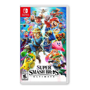 Super Smash Bros Ultimate - Nsw