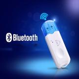 Receptor Audio Bluetooth Inalambrico Usb - No Necesita Cable
