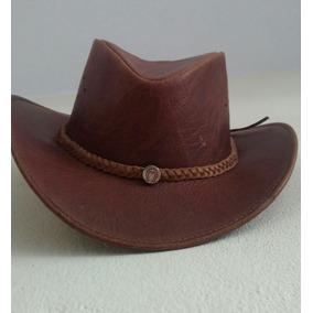 Chapéu Country Cowboy Infantil Couro + Frete Grátis Promoção 8b44351746b