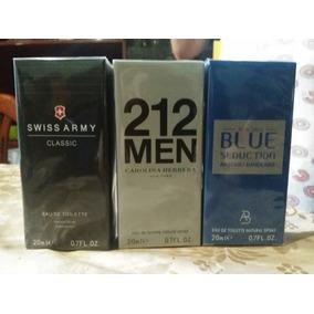 Perfumes Concentrados Para Dama Y Caballero De 20ml