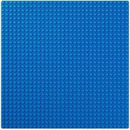 Classic Blue - Base De Lego Azul A Pronta Entrega