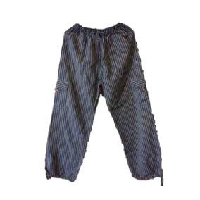 Pantalón Hippie A Rayas Unisex