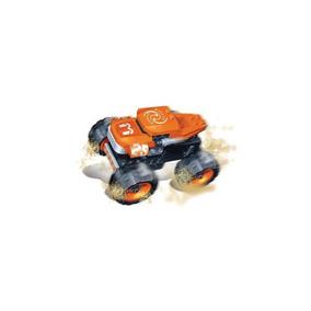 Brinquedo Para Montar Carro Monstro De Corrida 81pcs