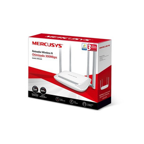 Roteador Wireless N Otimizado Mercusys 300mbps Mw325r
