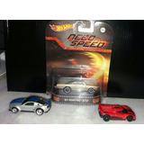 Hotwheels Need For Speed Raras Únicas No Mercadolivre