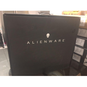 Notebook Gamer Alienware 17-7001slv-i7-7700hq-16gbgtx1070