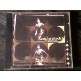 Cd Paula Abdul, My Love Is For Real