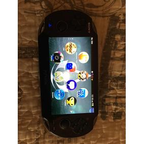 Ps Vita - Playstation Sony + Memory Card 4 Gb